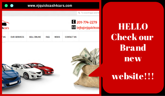 Visit our Brand New Website! ‹ NJ Quick Cash For Cars